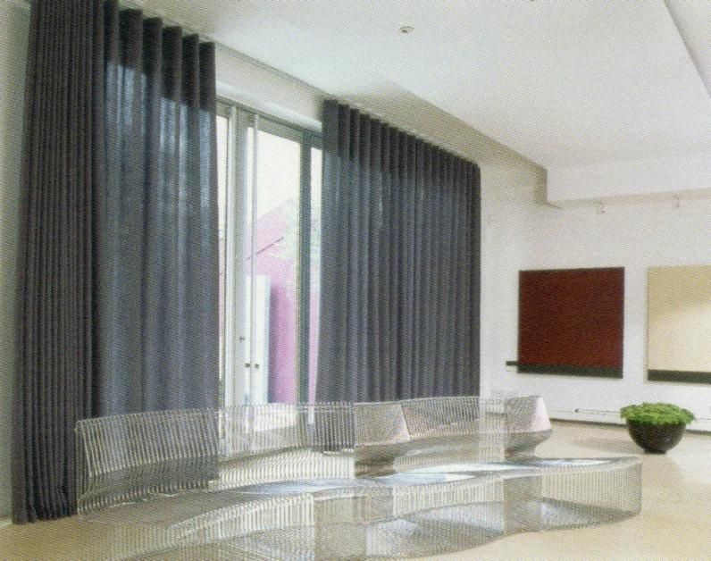 Wave Heading Curtains From Interior Inspirations Farnborough